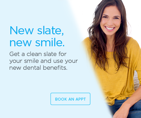 Maple Grove Smiles Dentistry - New Year, New Dental Benefits