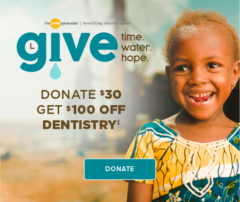 Donate $30, Get $100 Off Dentistry - Maple Grove Smiles Dentistry
